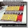 ROTULOS MAGNETICOS