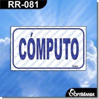 Lee el articulo completo Rotulo Prefabricado - COMPUTO
