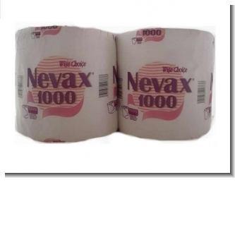 Lee el articulo completo HIGIENICO NEVAX 1000 HOJAS 1X4 - BULTO DE 24