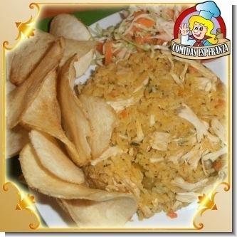 Lee el articulo completo Menu Catering Service - 10 - Arroz con pollo